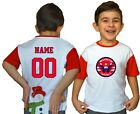 Washington Capitals Kids Tee Shirt NHL Personalized Hockey Youth Jersey Unisex $11.95 USD on eBay