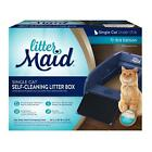 Single Cat Self Cleaning Litter Box With Odor Control For Under 15lb Cat