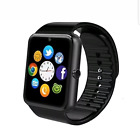 Smart Watch GT08 Bluetooth Camera SIM Slot For HTC Samsung iPhone iOS &amp; Android <br/> BRAND-NEW High Quality Free &amp; Fast Post 1 Year Warrant