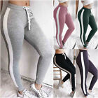 Women Sport Pants High Waist Yoga Fitness Leggings Running Gym Scrunch Trousers