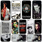 Elvis Presley PC Hard TPU Rubber Hybrid Phone Case Cover