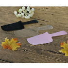 Cake Cream Knife Plastic Spatula Smoother Icing Frosting Spreader cake Cutter BH