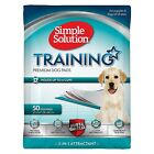Simple Solution Training Pads for Puppies and Adult Dogs