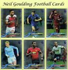 Topps CHROME PREMIER LEAGUE 2018-2019 ☆☆☆ Football Base Cards ☆☆☆ #1 to #100