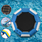 Inflatable Water Bounce Platform Jump Floated Water Trampoline Water Sport