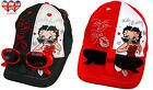 Betty Boop Cap With Glasses,Baseball Cap,Adjustable,2 sizes,Official Licensed. £8.99 GBP on eBay