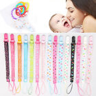 Kyпить Diverse Nipple Pacifier Clip Dummy Soother Leash Holder Strap Chain Kids Baby на еВаy.соm