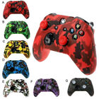 Внешний вид - Silicone Rubber Skin Case Protective Cover Caps For Xbox One Wireless Controller