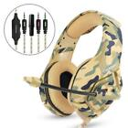 PS4 Gaming Headset Wired Stereo Earphones Headphones w/Microphone for Xbox One