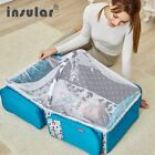Portable Baby Cribs 2 in 1 Diaper Nappy Bag Newborn Travel Folding Baby Bed Bags