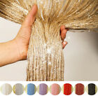 Kyпить US Glitter String Door Curtain Beads Room Dividers  Beaded Fringe Window Panel  на еВаy.соm