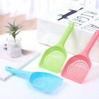 Cleaner Scoop Spoon Cleaning Tool Sand Litter Pet Puppy Mesh Scoopers Dry Food
