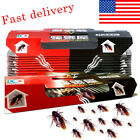 5-20 pcs Roach House Glue Traps Control for Cockroach Pest Insect Ants Spider P