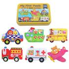 Newest Animal Puzzle Set Baby Preschool Educational Children Gifts Toys DD