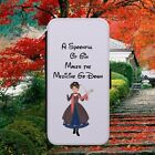 DISNEY/MARY POPPINS/GIN/QUOTE/FLIP WALLET PHONE CASE FOR IPHONE/SAMSUNG/HUAWEI