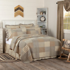 SAWYER MILL CHARCOAL QUILT SET/ACCESSORIES. CHOOSE SIZE/ACCESSORIES. VHC BRANDS image