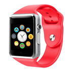 Smart Watch Wrist Bluetooth GSM Phone Camera SIM  For Android Samsung iPhone