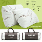 2 Pack Shredded Memory Foam Pillow Queen&King Size Hypoallergenic w/Carry Bag image