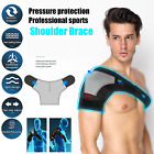 Black Shoulder Brace Support Strap Wrap Belt Dislocation Neoprene Pain Relief