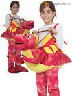 Childs Step In Ride On Costume Boy Girl Chicken Croc Dragon Fancy Dress Costume