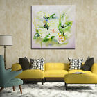 Handmade Modern 3D Floral Flower Oil Painting Canvas Home Decor Wall Art Picture