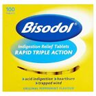 Kyпить Bisodol Indigestion Relief Tablets 100 | Multi Listing | UK PHARMACY STOCK на еВаy.соm