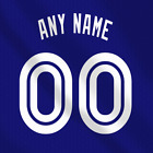 Toronto Blue Jays Dark MLB Baseball Jersey Any Name Any Number Pro Lettering Kit