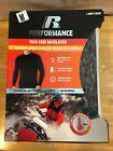 NEW RUSSELL PERFORMANCE L3- INSULATION  TECH GRID BASE-LAYER MENS CREW GREY