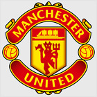 Manchester United FC Logo English Premier League Football Club Decal Sticker