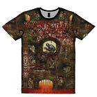 CANNIBAL CORPSE DEATH METAL TEE PRINT FAN T-SHIRT US REG FIT &SIZES UP TO 6XL