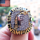 1997 Florida Miami Marlins Championship Ring #HERNANDEZ World Series Size 11