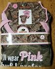 NWT Realtree 2 pc PINK Camo Bodysuit Set Infant Girl 18 mo OR 24 mo Hunting Dad