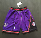 NEW Toronto Raptors Retro Mesh Purple Basketball Shorts Size: S-XXL on eBay