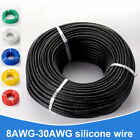 1 20 meters Flexible Silicone Wire 8 30awg Heatproof cable For RC lipo battery