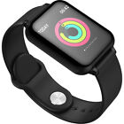 B57 Waterproof Smart Watch Heart Rate Monitor Bracelet Wristband for iOS Android