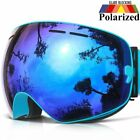Copozz Ski Goggles, G1 Otg Snowboard Snow Goggles For Men Women Youth Anti-Fog U