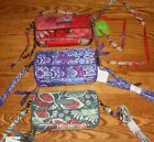 Vera Bradley ALL IN ONE CROSSBODY WRISTLET  iPhone 6+ PLUS iPhone 7+ iPhone 8+