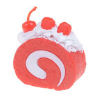 1Pc Artificial fake food fruit cake bread model DIY craft home decoration BH