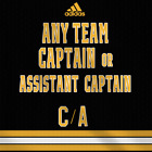 Anyteam NHL Captain or Assistant captain Hockey Jersey Pro  Twill Lettering Kit $14.99 CAD on eBay