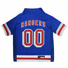 Pets First New York Rangers Dog Jersey $23.09 USD on eBay