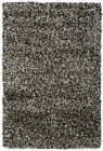 Black/Brown Shaggy Hand-Woven Rug CLEARANCE STOCK up to 70% off Retail Price