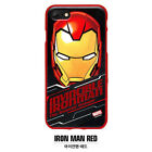 MARVEL AVENGERS Metal Color Jelly Case VOL2 for Apple iPhone, Samsung Galaxy, LG