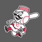 Cincinnati Reds Vintage Logo 1953 - 1967 Sticker Vinyl Vehicle Laptop Decal on Ebay