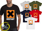 Mens IRRITANT Funny T Shirt Birthday Gift for Dad Him Fathers Day S - 2XL »