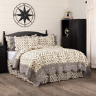 ELYSEE QUILT SET & ACCESSORIES. CHOOSE SIZE & ACCESSORIES. VHC BRANDS image