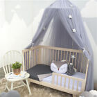Round Insect Bed Canopy Netting Curtain Dome Mosquito Net For Kids Room image