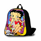 BETTY BOOP Backpack Students School Bag Outdoor Backpack For Kids $36.0 USD on eBay