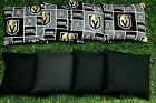 Cornhole Bean Bags Set of 8 ACA Regulation Bags LAS VEGAS GOLDEN KNIGHTS $33.99 USD on eBay