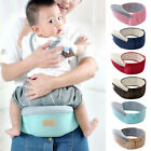 Infant Newborn Baby Hold Carrier Anti-slip Breathable Waist Belt Stool Chair Cle