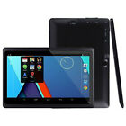 7 inch Android 4.4 Tablet PC Quad Core 1GB+8GB Dual Camera WiFi Google Phablet T